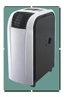 china de alta qualidade mini portáteis de ar condicionado para o carro