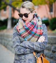 2015 winter imitation cashmere scarf 140*140cm Big shawl big squares