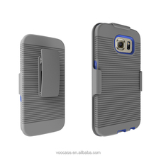 Cool blue defend cell phone case silicone and pc hybrid robot case for HTC One Remix / One Mini 2 / M8 Mini
