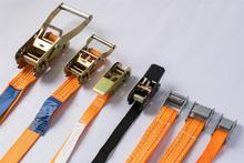 3T 6M heavy load polyester tie down strap for timber strapping