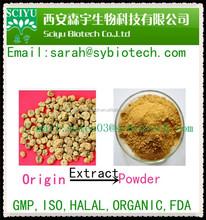 100% Natural Corydalis Yanhusuo Extract 80% dl-tetrahydropalmatin