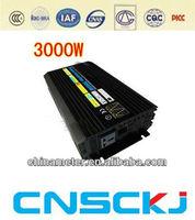 3000W Pure Sine Wave Power Inverter - 12V/24V/48V to 110V/220V