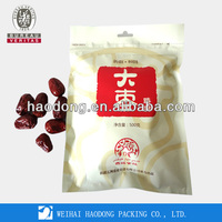 Hot!!! Plastic Curtain Dry Food Packaging Bags