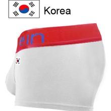 Wholesale Flag Version Korea Men Underwear