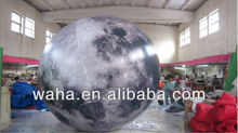 inflatable planet/inflatable moon