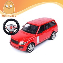 1:14 radio control cars gasoline RC Car with light and steering wheel gravity sensing remote control toy car