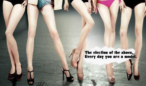 Женские ботинки  #0109