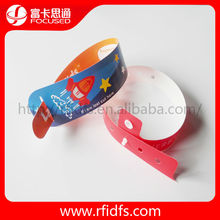 one time use rfid wristband for hospital