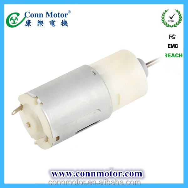 New product Best sell customized hollow shaft gearbox dc motor