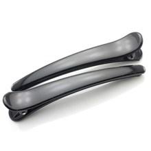 Cheap Plastic french barrette hair clips wholesale hair barrette supplies