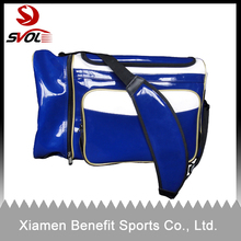 Sport style boston bag with shoe pocket