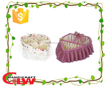 bathroom accessories, plastic basket, cosmetic decration basket