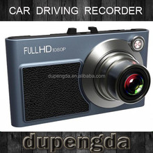 2.7 inch LCD Ntk96650 AR0330 Full HD 1080P Car DVR with IR night vision