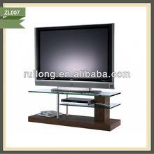 handmade furniture oriental cheap glass lcd tv stand