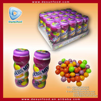 Mentos style Sours Mix fruit chew candy(soft candy)