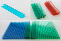 4mm 6mm 8mm 10mm UV coated frostedpolycarbonate panels plexiglass sheets