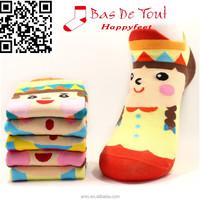 charming brilliant soft practical sleep combed cotton wholesale socks