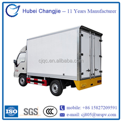 JAC 4x2 small goods van