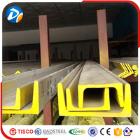 stainless steel 201 u channel for construction material with high quality and competitive price
