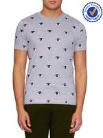Apparel blend 50 50 t shirts 50 50 polyester/cotton t shirts