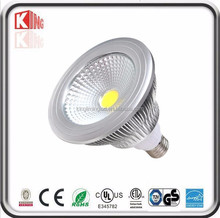 Dimming 20 Watt par38 COB LED MR16/Gu5.3 Spotlight - 12V Warm /Pure /Cool White