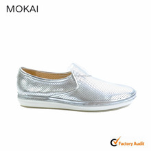 NINA 04 SILVER New Design Women Shoes, China Wholesale Fashion Lady shoes, Flat Dress Shoes