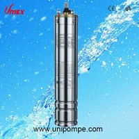 "5""(5SIT) Three Phase Oil-filled water bore well motor"