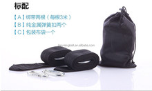 good quality hammock strap knot with stronger webbing