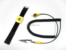 BW-101 velcro fastening band esd wrist strap