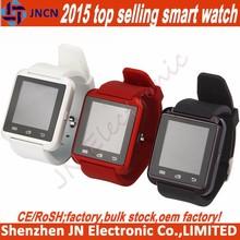 2015 CE 1.48inch sleep monitor pedometer android ios bluetooth activity tracker FM Radio wrist smart vibrating alarm watch