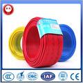 1.5 mm con aislamiento de pvc del cable eléctrico
