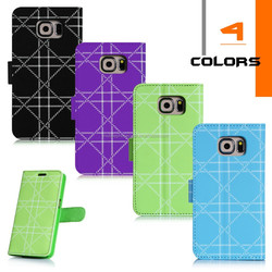 for Samsung S6 Edge 2015 Hot Selling Cheap Price Folding Mobile Phone Cases for Samsung S6 Edge