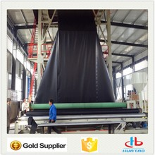 plastic geomembrane liner for waste water disposting field