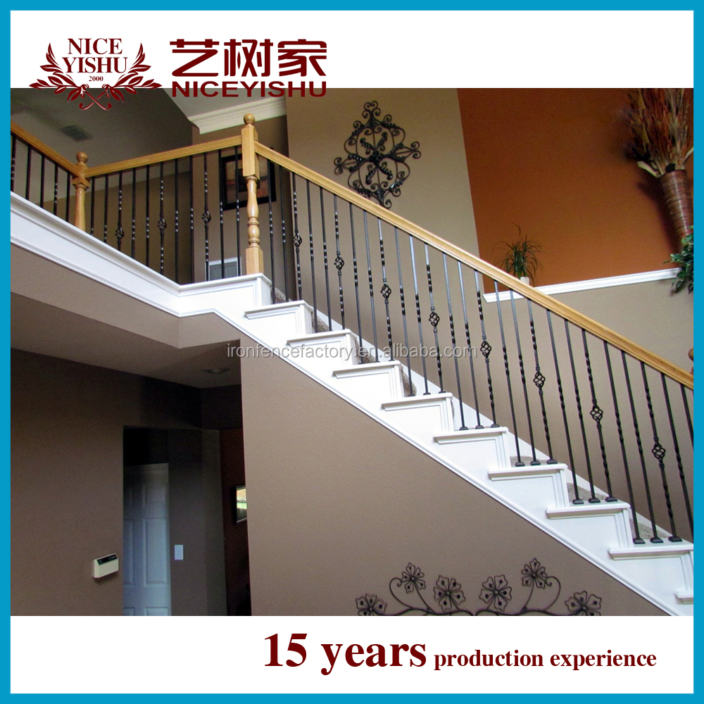 Good quality railing desgins in india wrought iron for Design of balcony railings in india