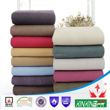 Bestselling in USA and europe 100%cotton 16*10 yarn cotton fireproof antistatic fabric for safety clothing