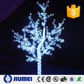 decoração ao ar livre lâmpada de árvore e árvore de natal luzes led