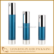 Bottle empty cosmetic with airless bottle