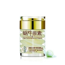 OEM snail element series face cream for glowing skin