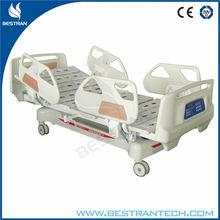 BT-AE022 Hospital Care ,CPR, ICU linak parts foam folding bed chair