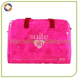 New foldable personalized women shopping laminated pp non woven bag