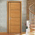 El último diseño barato de madera puertas interiores