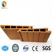 WPC floor mirror wood