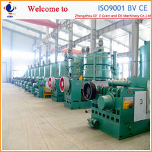 10-2000TPD cotton seed/moringa seed cold press oil expeller machine