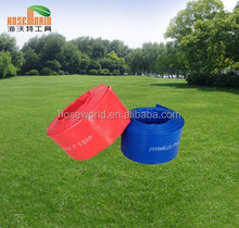 different size/color PVC Lay Flat hose