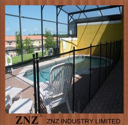 ZNZ Welcome Factory High Quality Portable Safety Safety Fence Pools