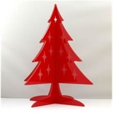 Colorful Mini Acrylic Christmas Tree for Christmas Decoration in Hot Sale