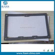rubber foam seal gasket strip adhesive foam gasket