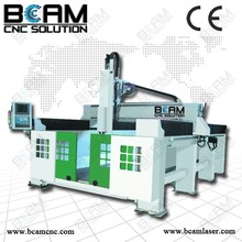 Hot New Products for 2015! Styrofoam Carving Machine / 4 Axis CNC Router Machine
