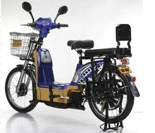 High strong loading capacity cheap electric bike with 350w brushless motorcycle (HP-ZZW)