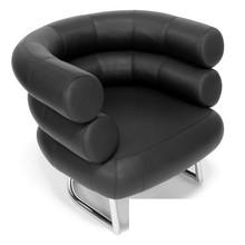 home office fashion design eileen gray bibendum chair For court meeting